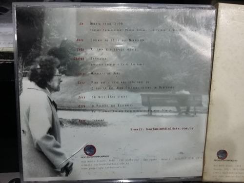 cd - benjamin taubkin - a terra e o espaço aberto