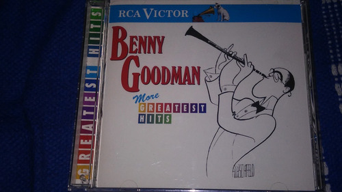 cd benny goodman - more greatest hits