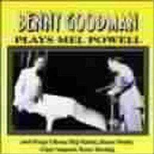 cd benny goodman plays mel powell