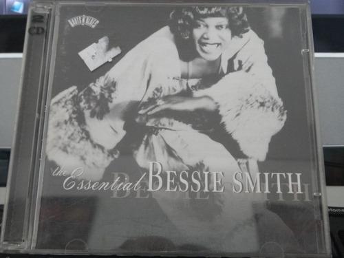 cd - bessie smith - cd duplo