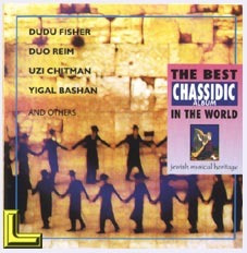 cd   best chassidic  in the world  -  importado - b80