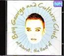 cd best of boy george & culture club  - importado - b66