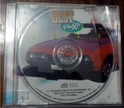 cd best of the 60