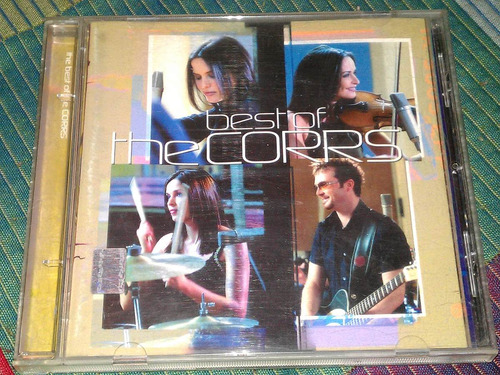 cd best of the corrs featuring alejandro sanz 2001