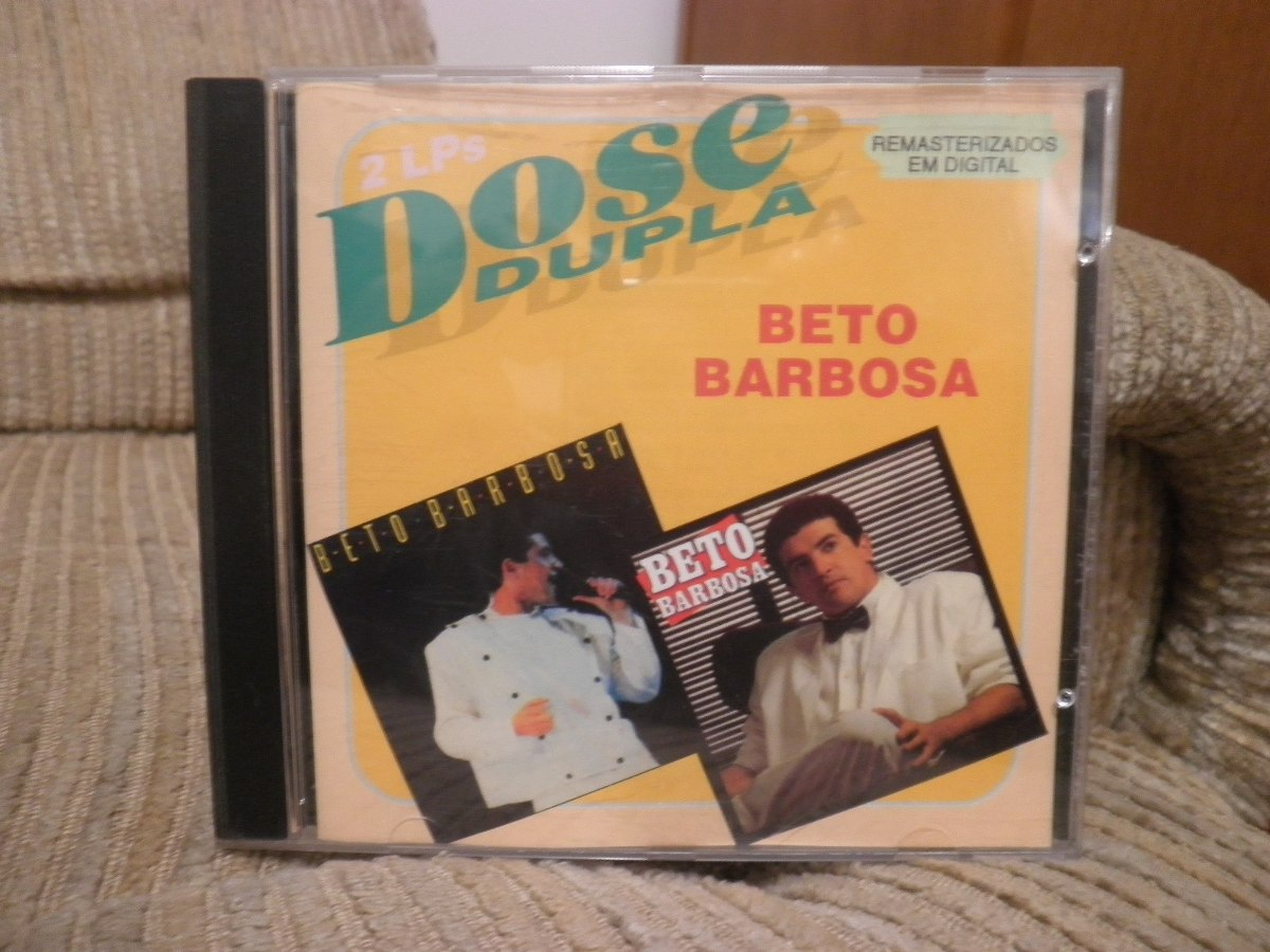 cd beto barbosa dose dupla