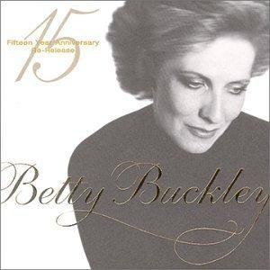 cd betty buckley (15 year anniversary rerelease