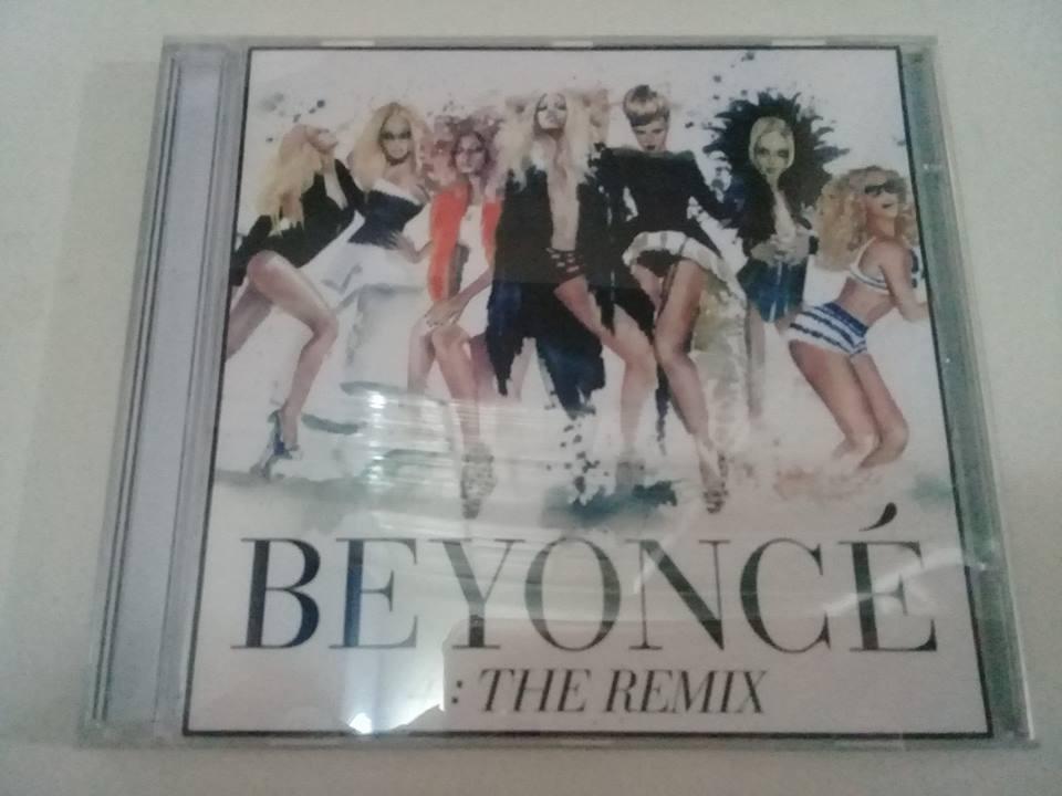 Cd Beyonce 4 The Remix - Leia A Descrição Do Anuncio
