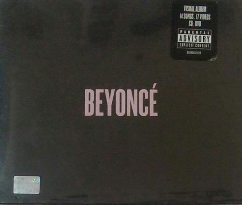 cd beyonce visual album 14 songs 17 videos cd + dvd nuevo