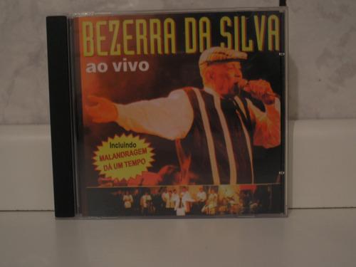 cd bezerra da silva ao vivo (novo, não lacrado)