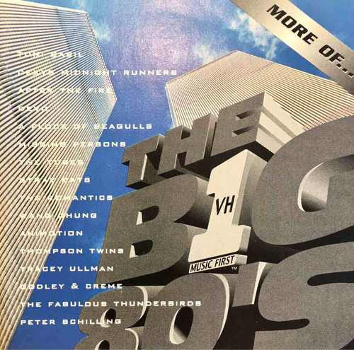 cd big 80s tubes toni basil flock of seagulls wang chung god