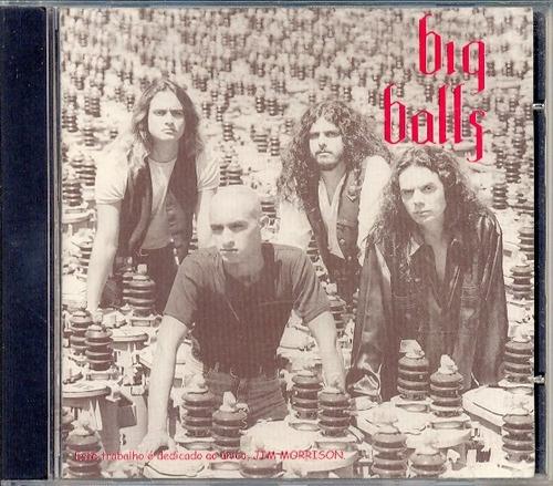 cd big balls - vol.1 - 1996 - harppia xando zupo