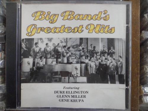 cd - big band's greatest hits the original classics frete 10