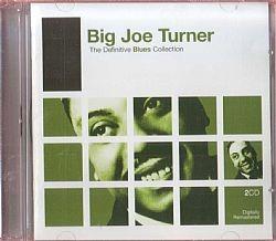 cd big joe turner - definitive blues collection (usado/otimo