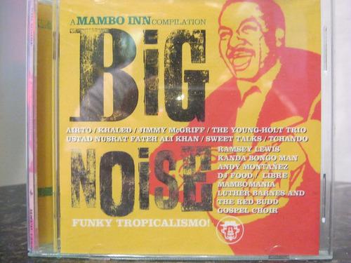 cd big noise - file under: mambo  / world jazz compilation
