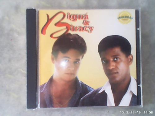 cd  bigua e biracy ( o 1 cd do joao paulo antes do daniel )