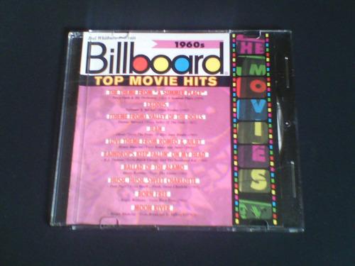 cd billboard top movie hits 1960s  (importado)