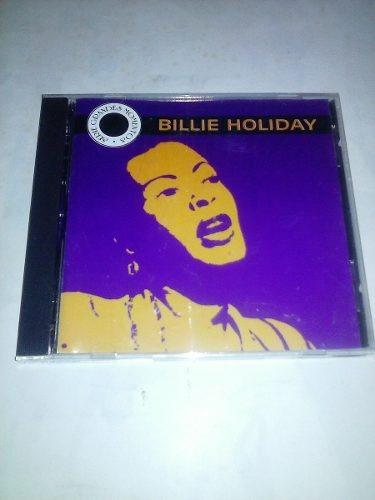 cd  billie holiday - grandes momentos mulher /  frete gratis