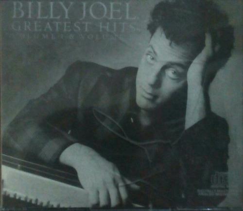 cd billy joel greatest hits volume 1 y volume 2