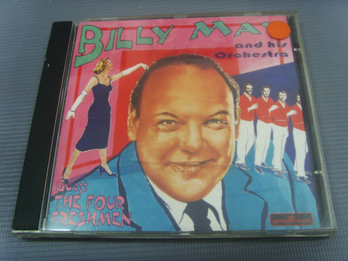 cd - billy may and his orchestra