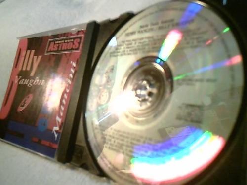 cd ( billy vaughn & henry mancini - série dois astros ) raro