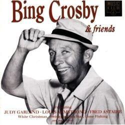 cd bing crosby e friends - music club