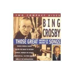 cd bing crosby - those great songs - duplo