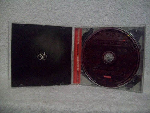 cd biohazard- live in europe- no holds barred- importado
