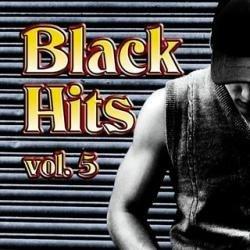 cd black hits - vol . 5 - novo***