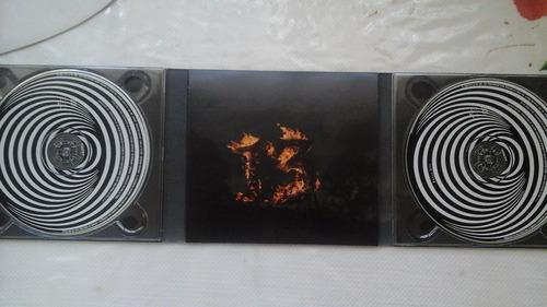 cd-black sabbath 13-duplo-raro