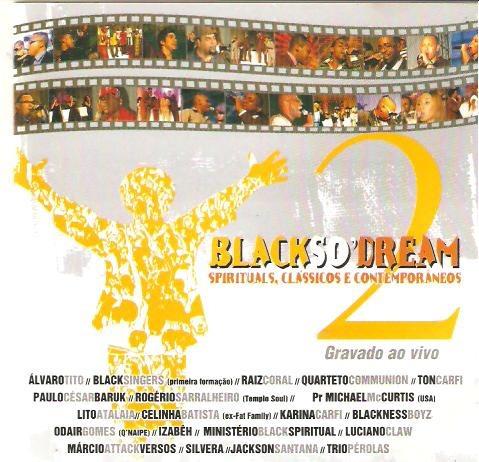 cd black so' dream - novo***