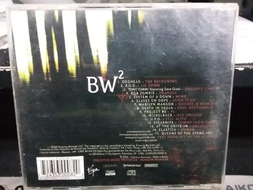 cd - blair wtch 2 - book of shadows