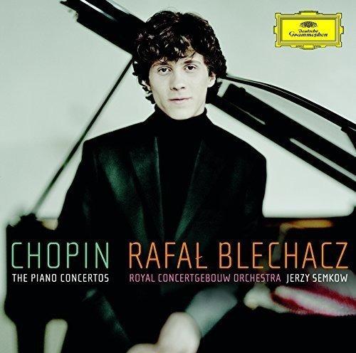 cd : blechacz,rafal - chopin: piano concertos 1 & 2 (sup...