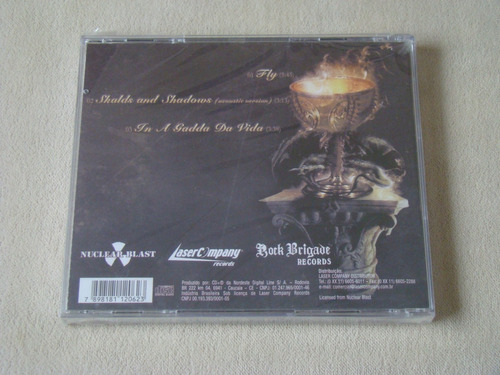cd - blind guardian - fly