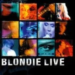cd blondie live + bonus