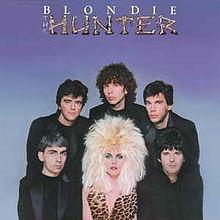 cd blondie - the hunter (usado-otimo)