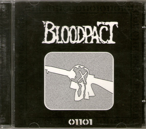 cd bloodpact 01101 - importado novo lacrado