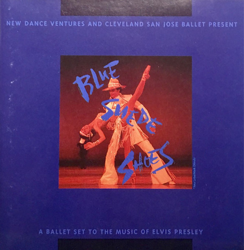 cd blue suede shoes 2cds elvis presley a ballet