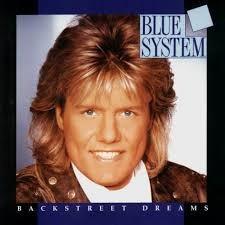 cd blue system - backstreet dreams (m. talking (usado-otimo)