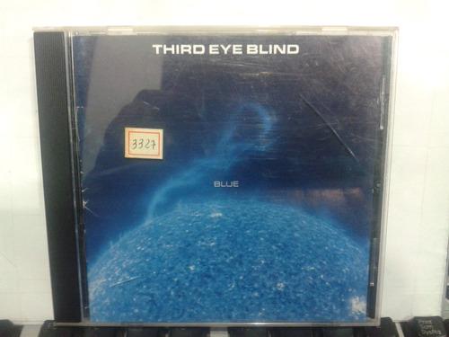 cd - blue - third eye blind (promoção)