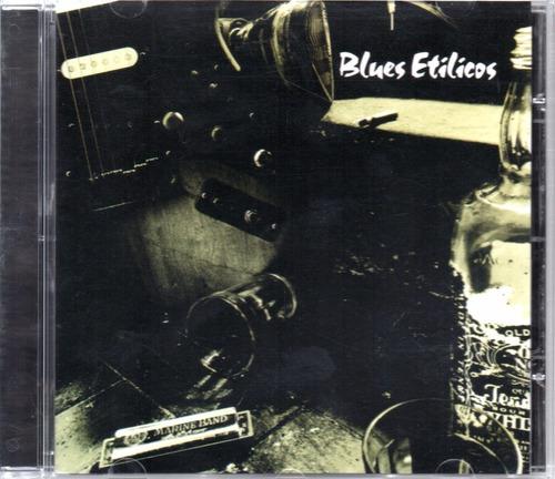 cd blues etílicos - blues etílicos - 1988 - safra 63