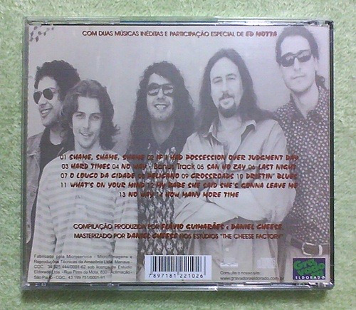 cd blues etílicos - the best of *