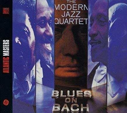 cd blues on bach the modern jazz quartet envío gratis
