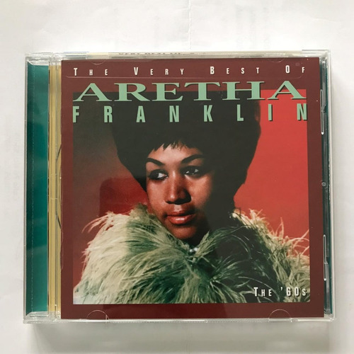 cd blues soul exitos de aretha franklin originales atlantic