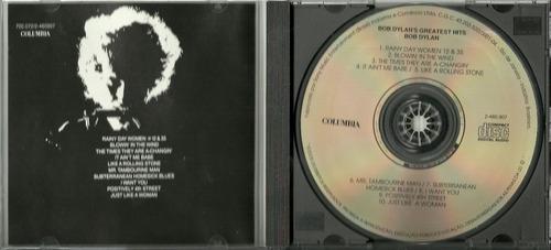 cd bob dylan - 1999 - bob dylan´s greatest hits