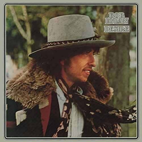 cd : bob dylan - desire (remastered, reissue)