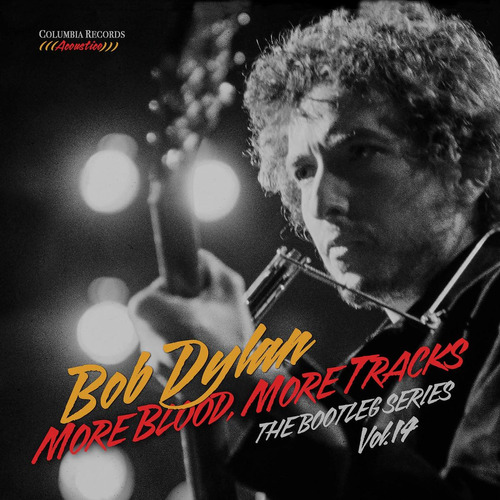 cd : bob dylan - more blood more tracks: the bootleg  (9824)