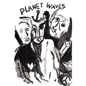 cd - bob dylan - planet waves