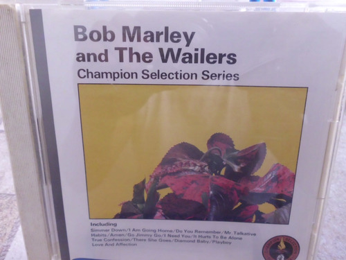 cd bob marley champion selection series