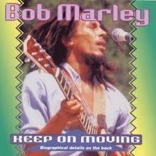 cd bob marley keep on moving (importado)