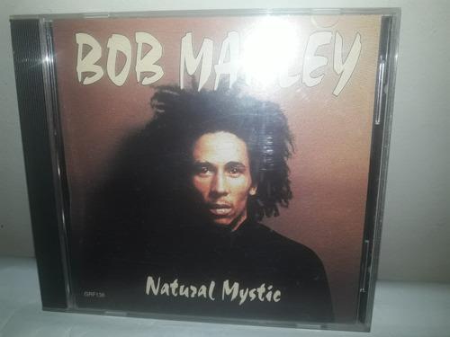 cd bob marley natural mystic